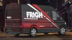 FrightTV Production Van