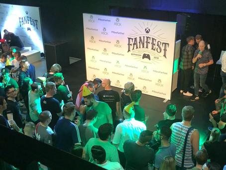 Xbox FanFest - Cologne 2018
