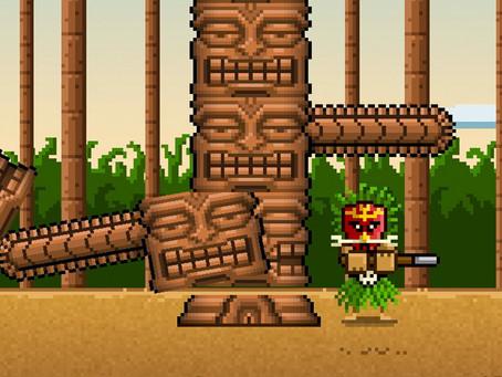 Tiki Man - Game of the Week