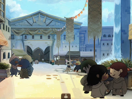 NAIRI: Tower of Shirin - Game of the Week