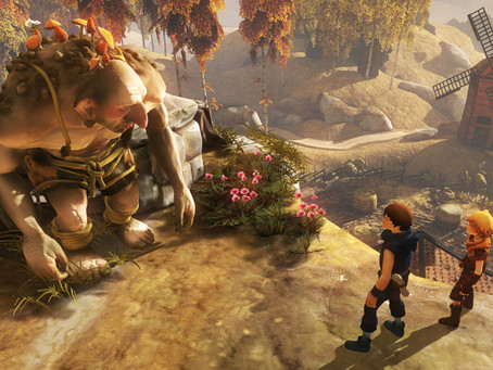 Brothers: A Tale of Two Sons - Game of the Week