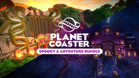 Spooky & Adventure Bundle - Planet Coaster: Console Edition