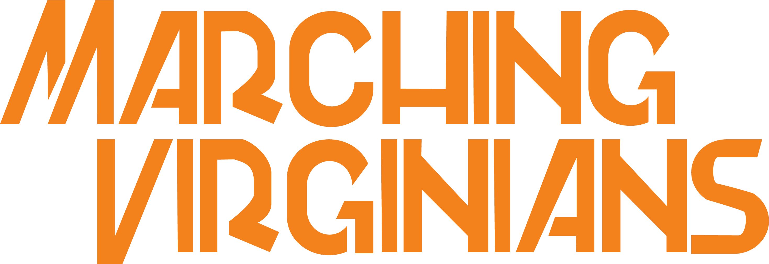 Marching Virginians Logo