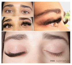 mega volume, eyelash extensions