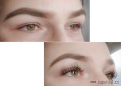 classic, eyelash extension