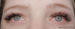 volume, doll, eyelash extensions