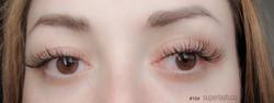 classic, cat eye, eyelash extensions