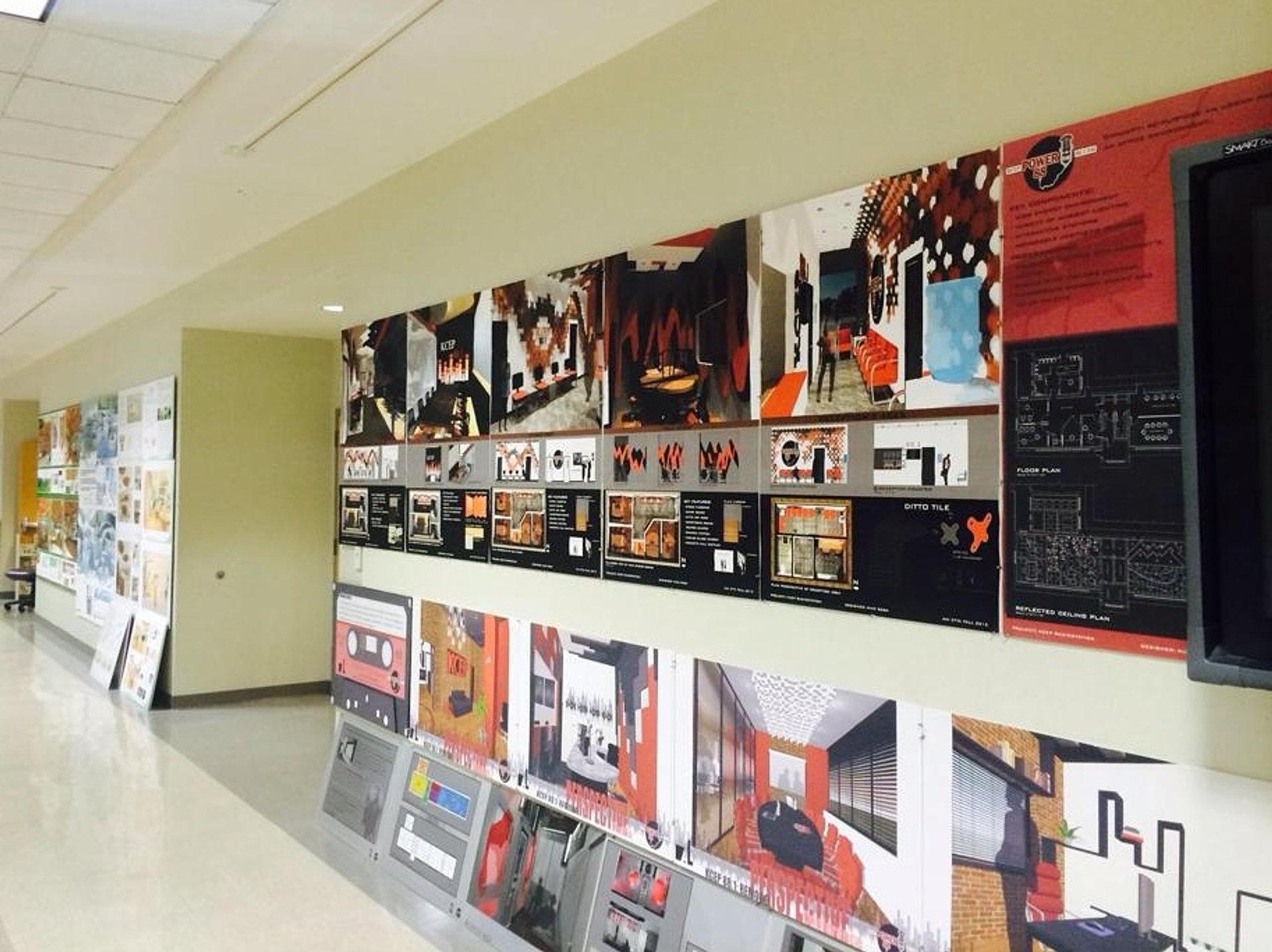 University of Nevada Las Vegas Interior Architecture and Design
