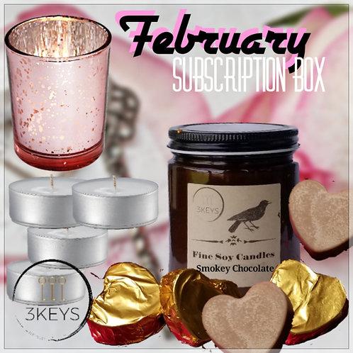 February Subscription Box