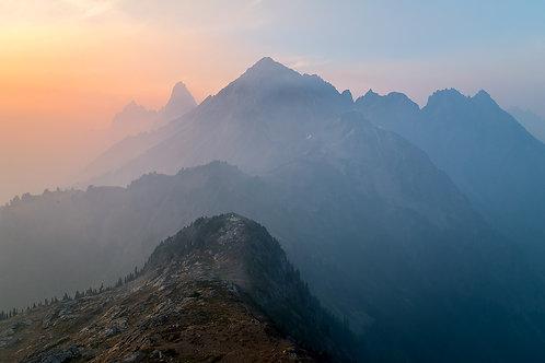 Far Misty Mountain