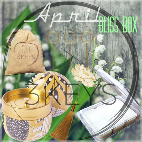April Bliss Box