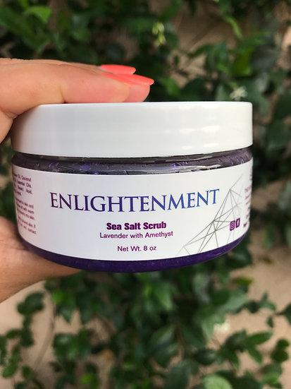 Enlightenment Sea Salt Scrub