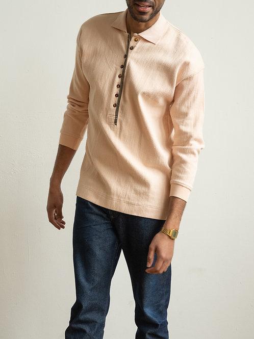 armani - soft pink long sleeve