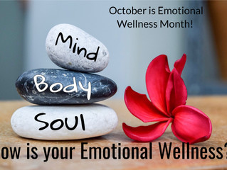 How is Your Emotional Health?