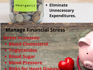 Staying Financially Well During a Crisis is Critical to Your Overall Wellness
