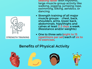 Focus on Wellness - Let's Get Physical!