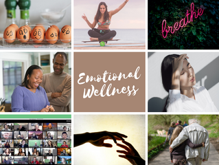 Clinging to and Creating Emotional Wellness During Uncertain Times