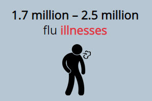 The High Cost of the Flu