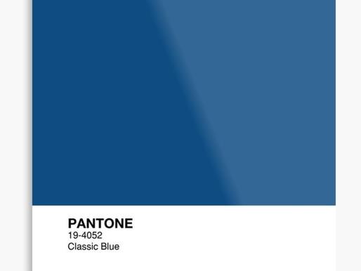 Объявлен цвет 2020 года - Classic Blue