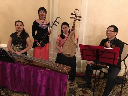 Purple Bamboo Chinese Music Ensemble