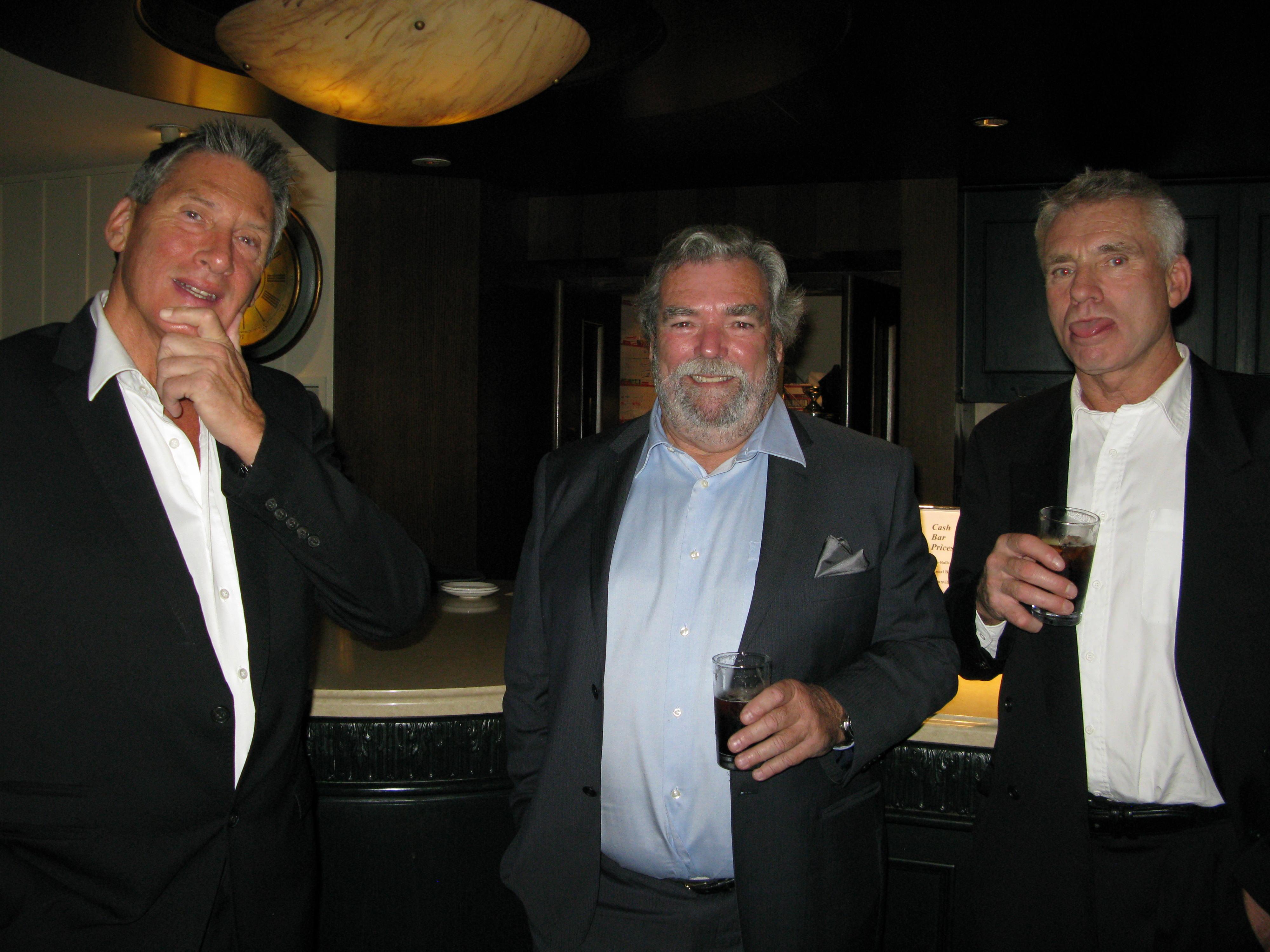 Paul, Ken & Cecil