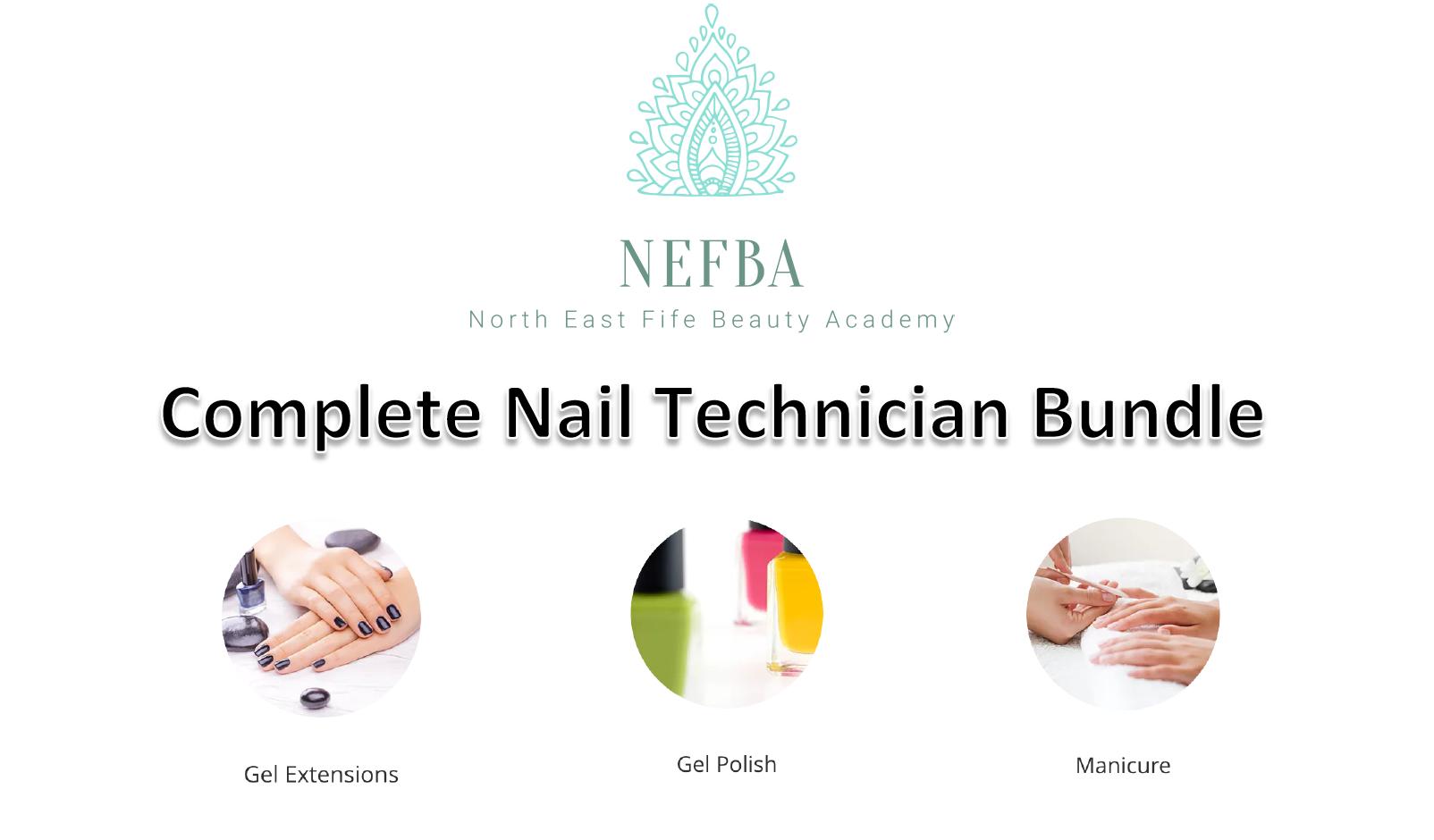 Complete Nail Tech Bundle