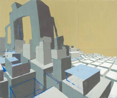 Turm4-Malerei-Gabriela-Kobus-Zeitgenoess
