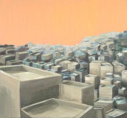roofing4-Malerei-Gabriela-Kobus-Zeitgeno