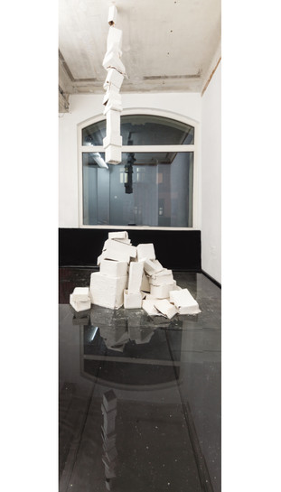 Turm1-Installation-Gabriela-Kobus-Zeitge