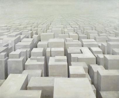 housing-PE-Malerei-Gabriela-Kobus-Zeitge
