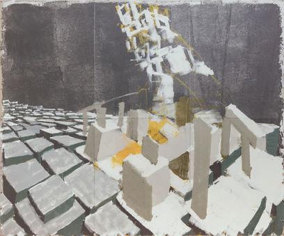 Turm2-Malerei-Gabriela-Kobus-Zeitgenoess