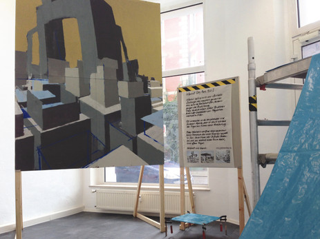 ICP1-Installation-Gabriela-Kobus-Zeitgen