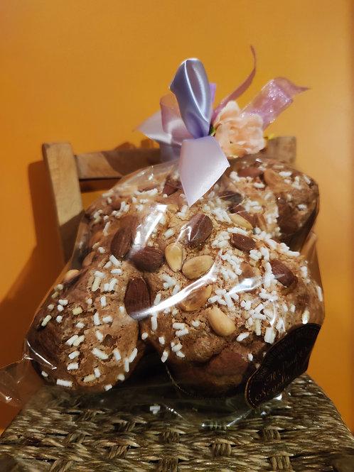 COLOMBA ARTIGIANALE classica - cioccolato