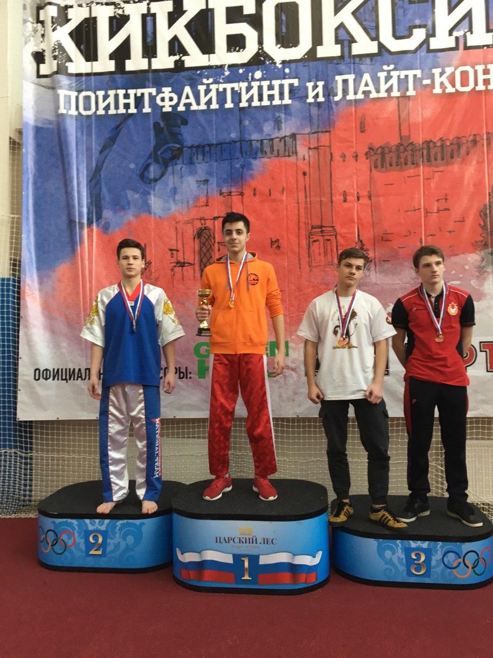 Чемпионат и первенство России 2018