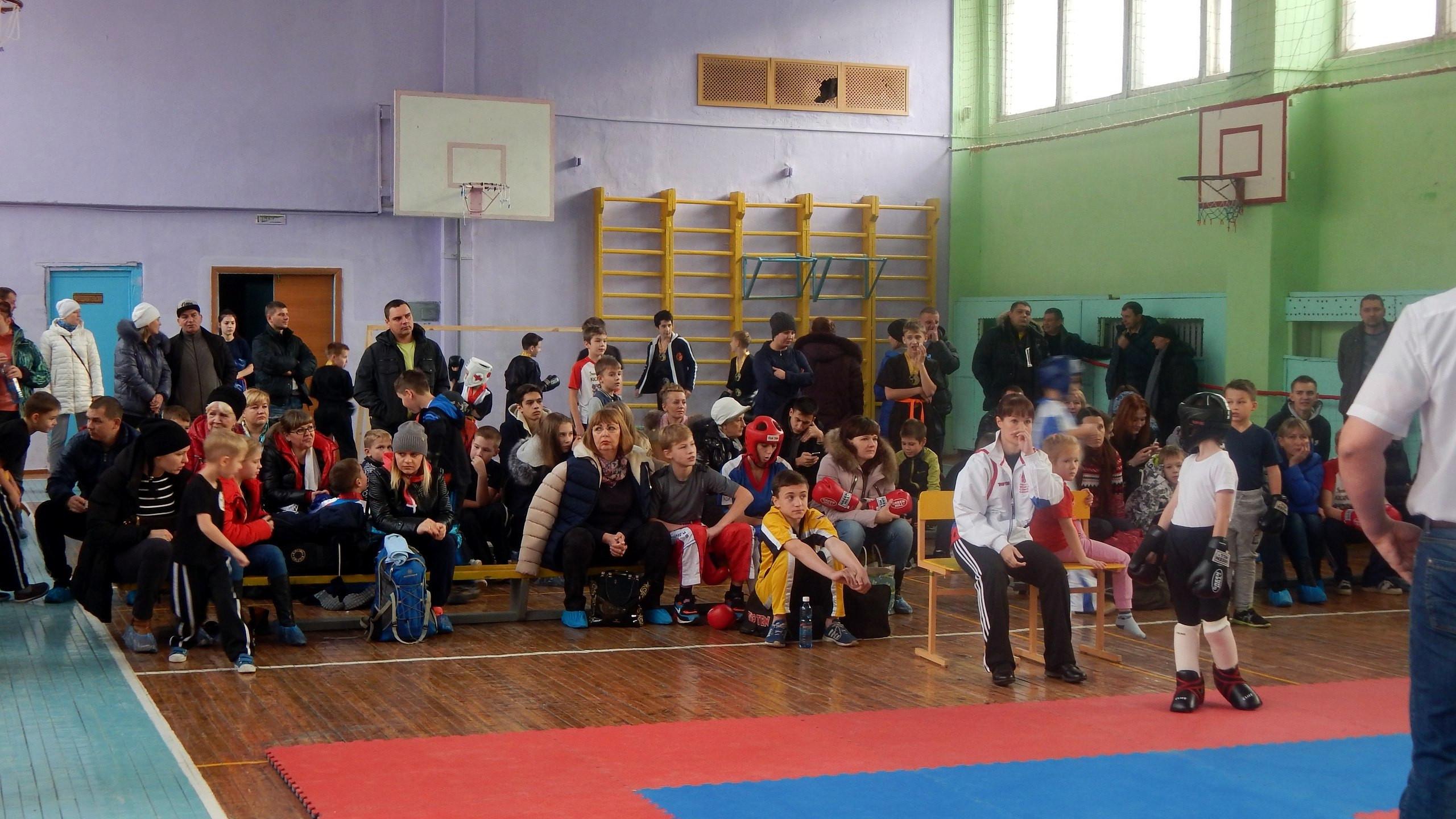 Кубок СК Вызов по кикбоксингу в разделе поинтфайтинг 30 октября 2016 года