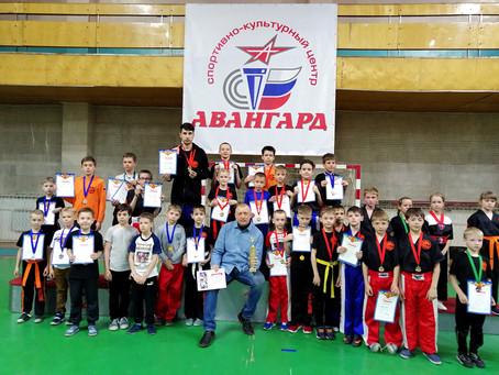 "Завершился турнир СКЦ ""Авангард"" по кикбоксингу 2019 года."