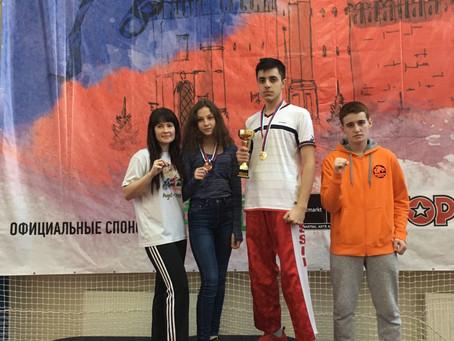 Результаты чемпионата и первенства России по кикбоксингу 2018 года