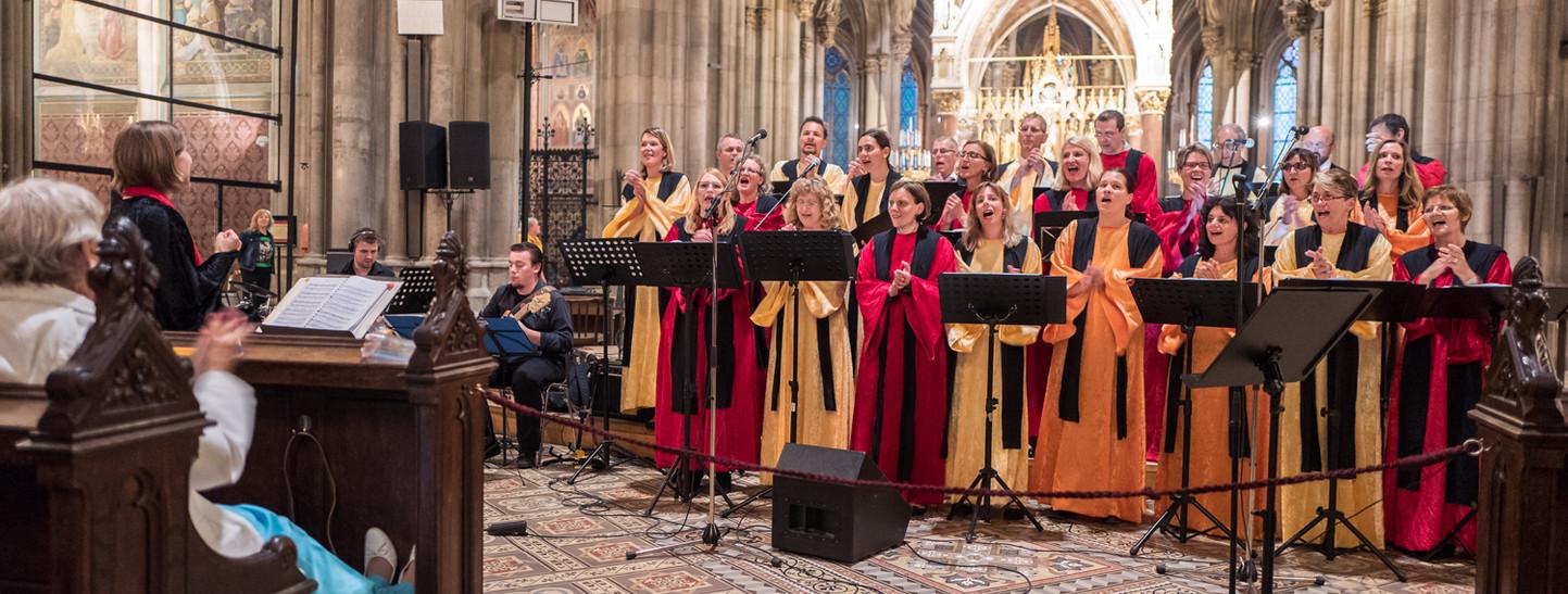 034 Chor Franzensdorf Votivkirche L10307