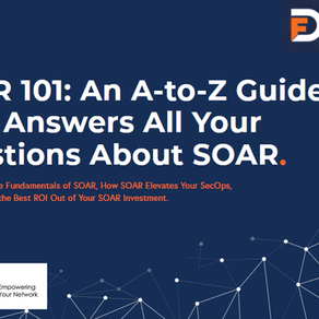 SOAR 101 - An A-to-Z Guide That Answers All Your Questions