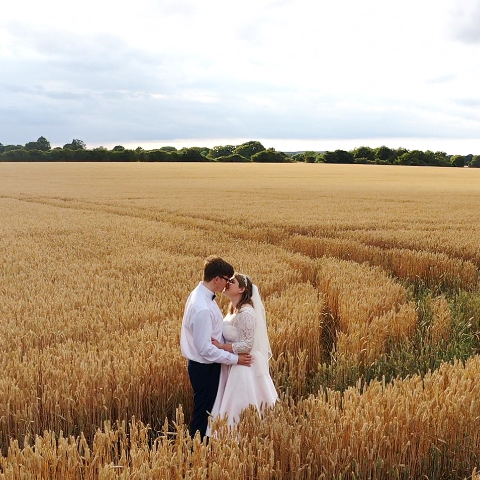 Millie & Simon - Norfolk Barn Wedding