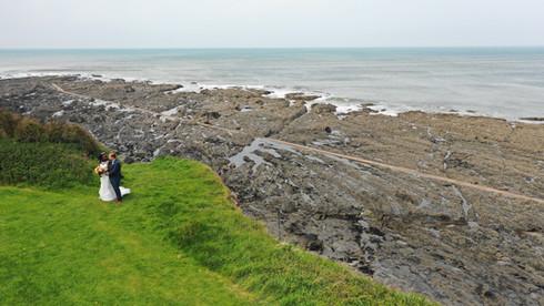 Manuela & Colin North Devon Coast