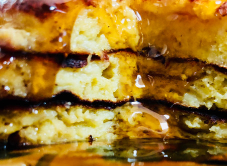 The Real Deal Paleo Pancakes