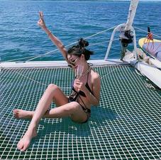 船首處的網子