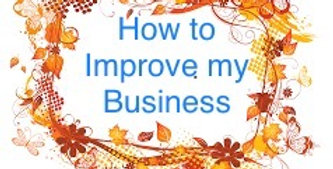 How I improve my business, 15 min video in 15 days (English only)