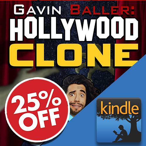 25% Off Gavin Baller Book 1