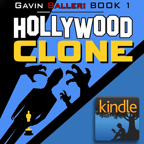 Kindle eBook: Gavin Baller Book 1