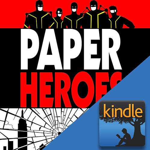 Kindle eBook: Paper Heroes