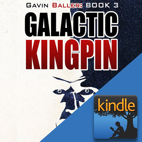 Kindle eBook: Gavin Baller Book 3