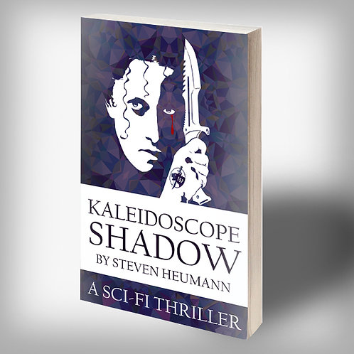 Kaleidoscope Shadow PAPERBACK