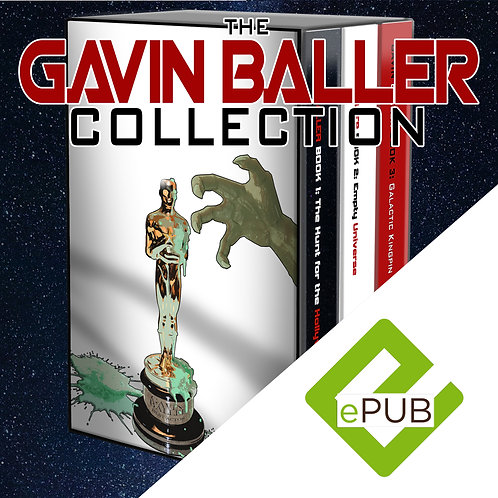 Gavin Baller Collection (Barnes & Noble, Apple iBookstore, and Kobo)